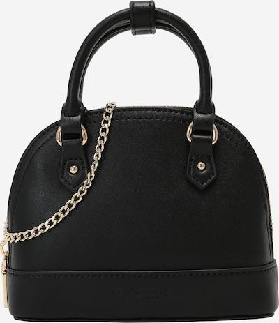 Seidenfelt Manufaktur Käsilaukku 'Gävle' värissä kulta / musta, Tuotenäkymä