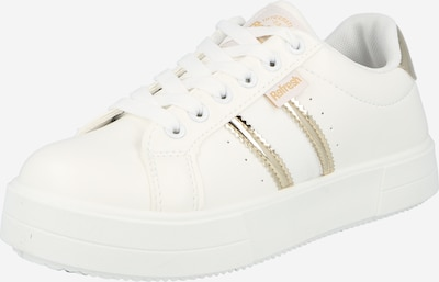 Refresh Sneakers low in Gold / White, Item view