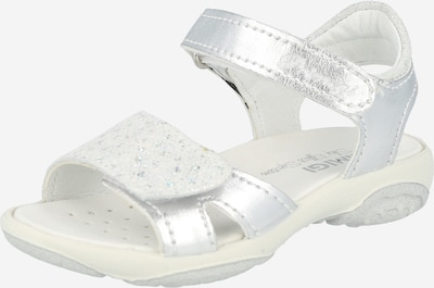 PRIMIGI Sandale 'PBR 73912' in silber, Produktansicht