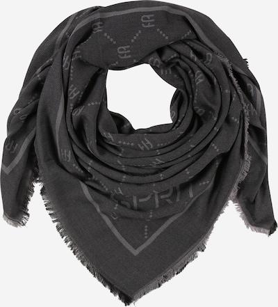 ESPRIT Šála - šedá / černá, Produkt