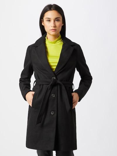 VILA Mantel 'Joselin' in schwarz, Modelansicht