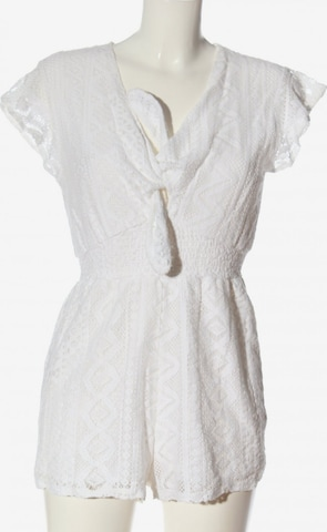 Oysho Jumpsuit in XS in White