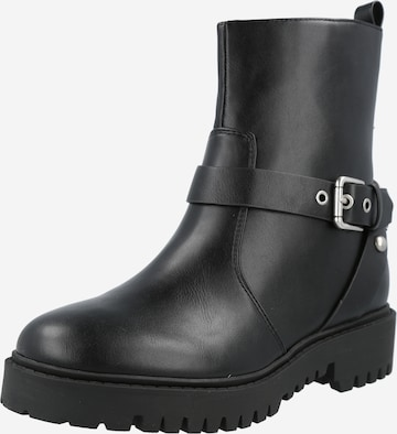 GUESS Ankle Boots in Black
