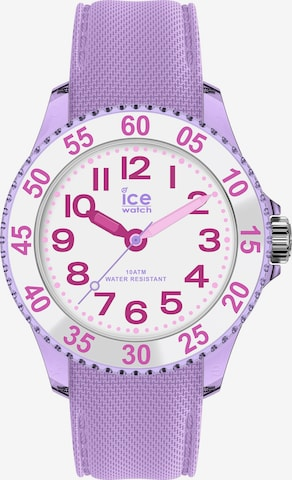 ICE WATCH Uhr in Lila