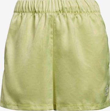 ADIDAS ORIGINALS Shorts in Gelb