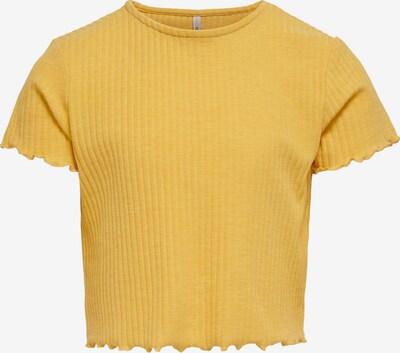 KIDS ONLY T-Shirt 'NELLA' in gelb, Produktansicht