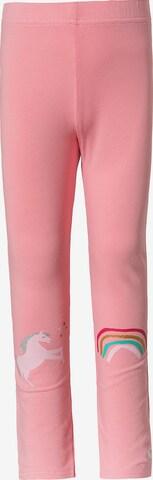 Tom Joule Leggings in Pink