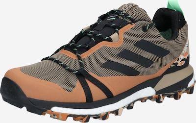 ADIDAS PERFORMANCE Lage schoen 'SKYCHASER' in de kleur Bruin / Zwart, Productweergave