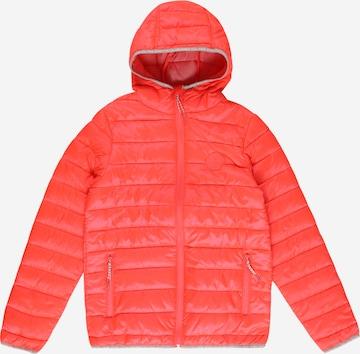 Veste mi-saison STACCATO en rouge
