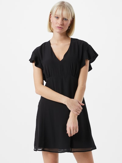 GUESS Kleid 'Ayar' in schwarz, Modelansicht