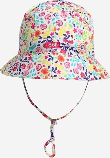 DÖLL Hut in mischfarben, Produktansicht