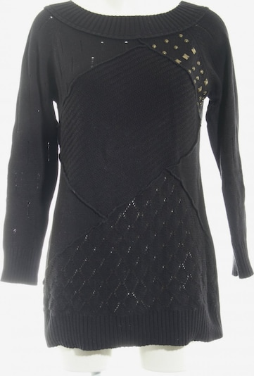 BC Fashion Rundhalspullover in S in schwarz, Produktansicht