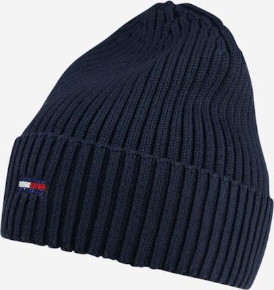 Tommy Jeans Kape | modra / rdeča / bela barva, Prikaz izdelka