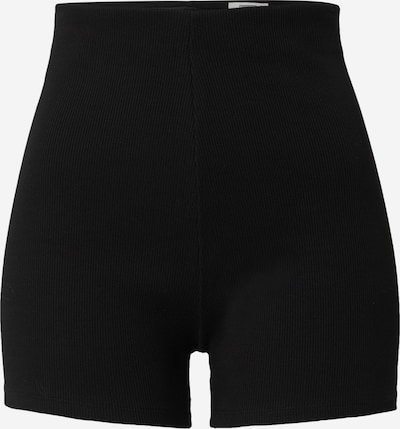 ABOUT YOU x MOGLI Shorts 'Marina' in schwarz: Frontalansicht