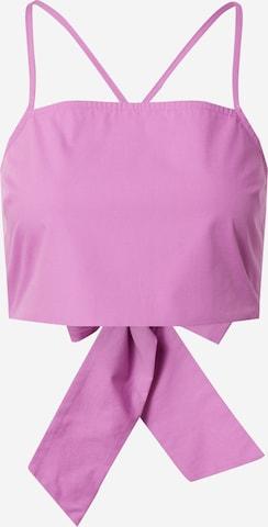EDITED Pluus 'Lorelai', värv roosa