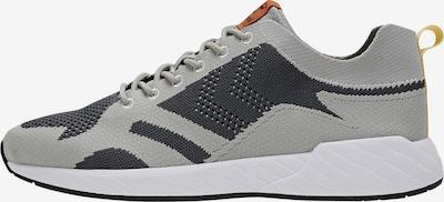 Hummel Sneaker in grau / dunkelgrau, Produktansicht