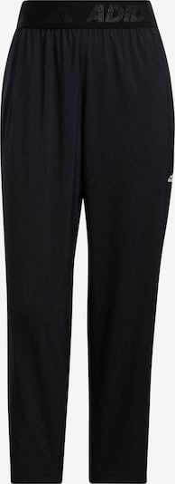 ADIDAS PERFORMANCE Спортен панталон 'BRANDED AEROREADY' в черно, Преглед на продукта
