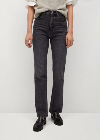 MANGO Jeans 'Vintage' in graphit, Modelansicht