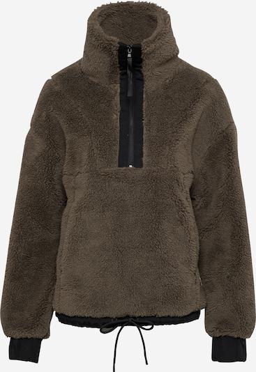Varley Sportska sweater majica 'Appleton' u tamno smeđa, Pregled proizvoda