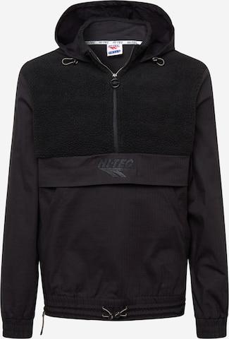 HI-TEC Sportsjakke 'JANJA' i svart