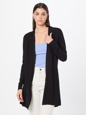 GAP Knit Cardigan 'BELLA' in Black