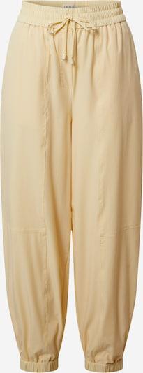 Pantaloni 'Kai' EDITED pe bej, Vizualizare produs