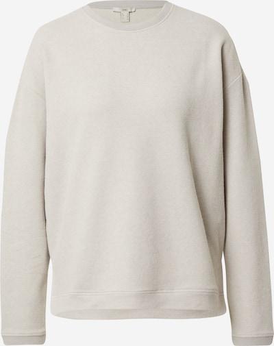 EDC BY ESPRIT Sweatshirt in hellgrau, Produktansicht