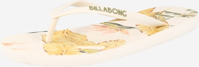 BILLABONG Чехли за плаж/баня 'DAMA' в бежово / кафяво, Преглед на продукта