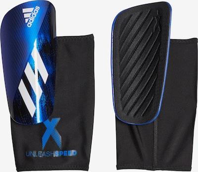 ADIDAS PERFORMANCE Schienbeinschoner in blau / schwarz, Produktansicht