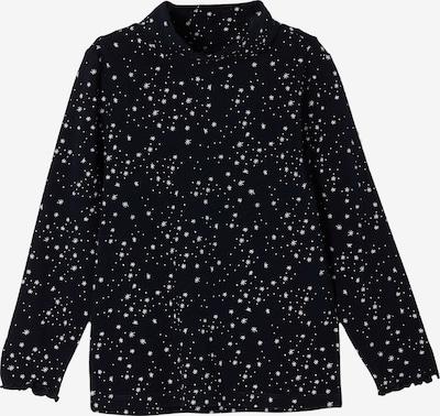 s.Oliver Shirt in nachtblau / weiß, Produktansicht