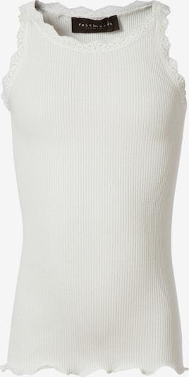 Top rosemunde di colore bianco lana, Visualizzazione prodotti