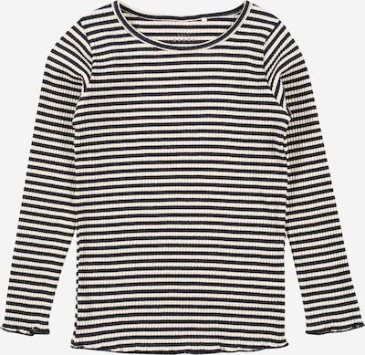 NAME IT T-Shirt 'VEMMA' en crème / bleu marine, Vue avec produit