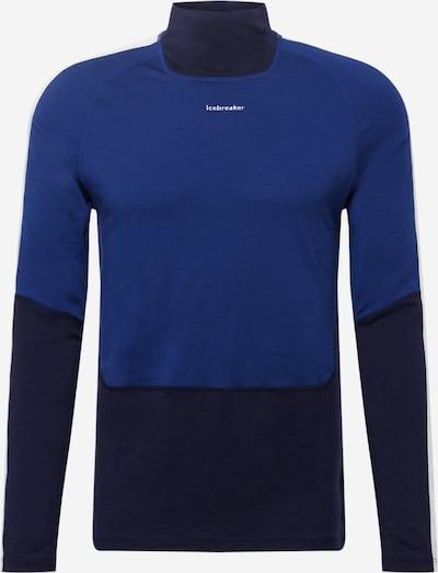 ICEBREAKER Performance Shirt in Blue / Navy / White, Item view