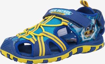 PAW Patrol Sandale in Blau