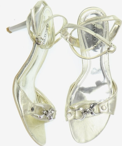 MARCO TOZZI Sandals & High-Heeled Sandals in 40 in Silver, Item view