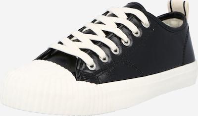 ONLY Sneaker low 'SUNNY-5' i sort / hvid, Produktvisning