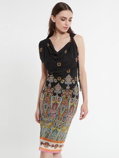 Ana Alcazar Kleid 'Cemmi' in mischfarben, Modelansicht