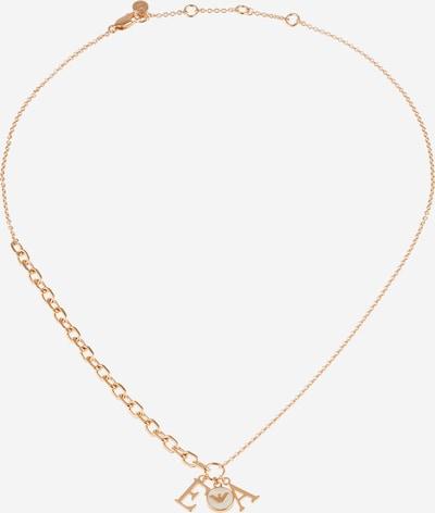 Grandinėlė iš Emporio Armani, spalva – rožinio aukso spalva, Prekių apžvalga