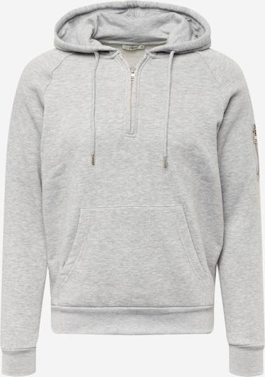 LTB Sweatshirt 'Leboji' in mottled grey, Item view