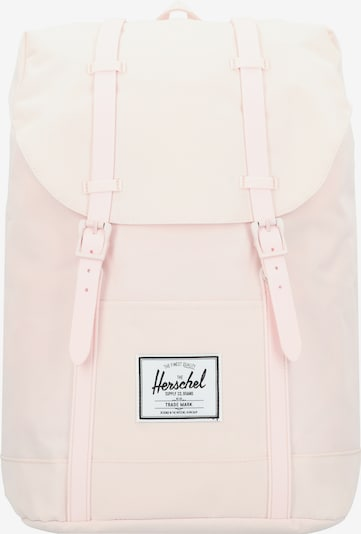 Herschel Rucksack in pastellpink, Produktansicht