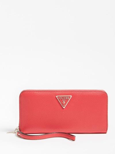 GUESS Portemonnaie in rot, Produktansicht