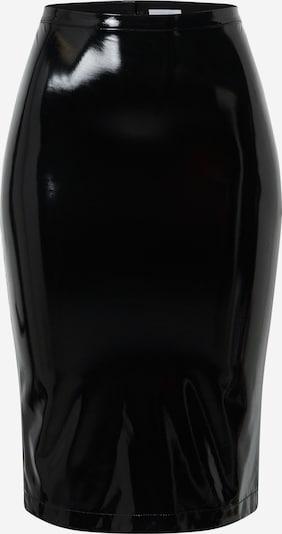 Fustă PATRIZIA PEPE pe negru, Vizualizare produs