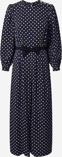 L.K.Bennett Jumpsuit 'HARRIETT' in de kleur Navy / Zwart / Wit, Productweergave