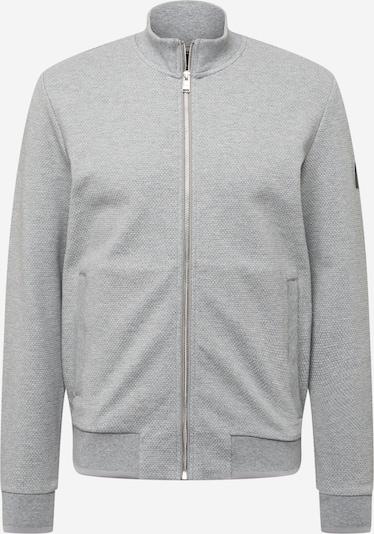 BOSS Veste de survêtement 'Sommers 45' en gris clair, Vue avec produit