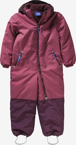 Completo funzionale 'Turva Ice' di FINKID in rosa