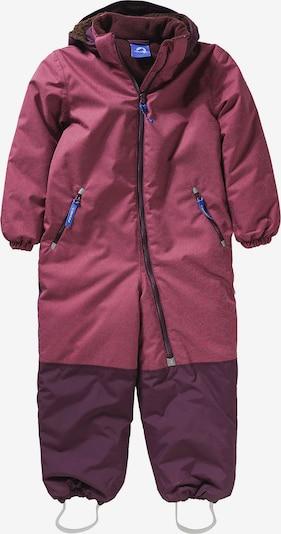 FINKID Functioneel pak 'Turva Ice' in de kleur Bordeaux, Productweergave