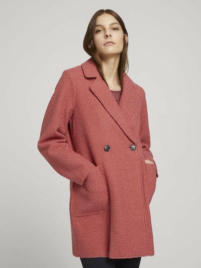 TOM TAILOR Mantel in rosa, Modelansicht
