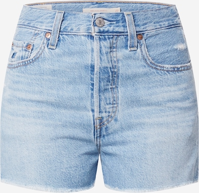 LEVI'S Shorts 'RIBCAGE' in hellblau, Produktansicht