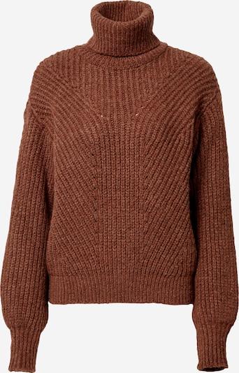 Y.A.S Pullover in braun, Produktansicht
