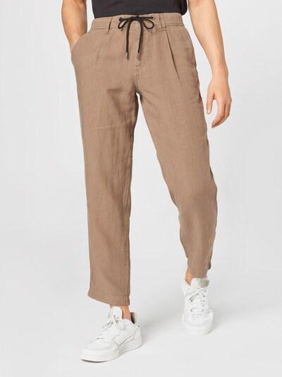BOSS Casual Kalhoty - velbloudí, Model/ka